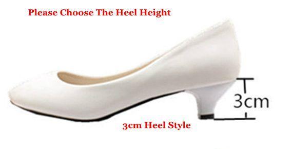3cm Heel Heigth