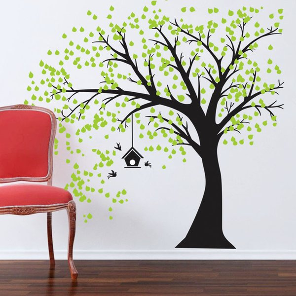 Koala Tree Wall Stickers Wallpaper Wall Picture Art Room Home Decor Kitchen Accessories Household Crafts Suppllies