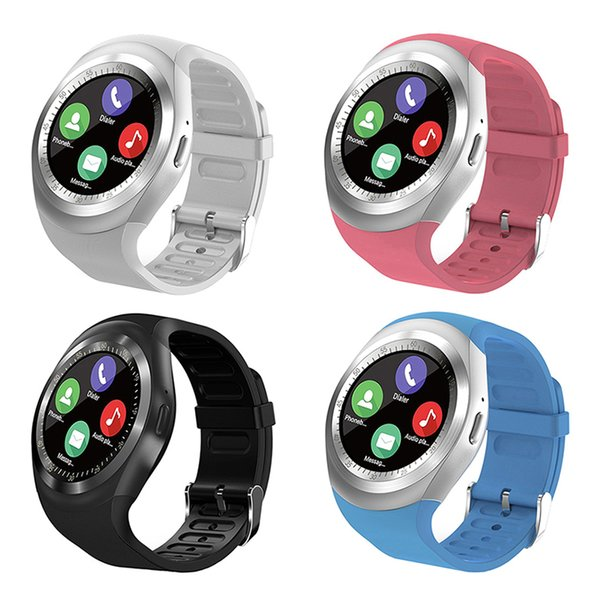 S9 Bluetooth Smart Watch Support SIM / TF Card With 2.0MP HD Camera For iOS Android Phone Notification Sync Smartwatch