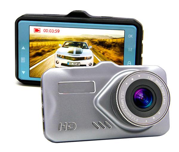 "Novatek car DVR digital video camcorder 1080P windshield dashcam full HD 3"" 170° cycle recording G-sensor motion detection parking monitor"