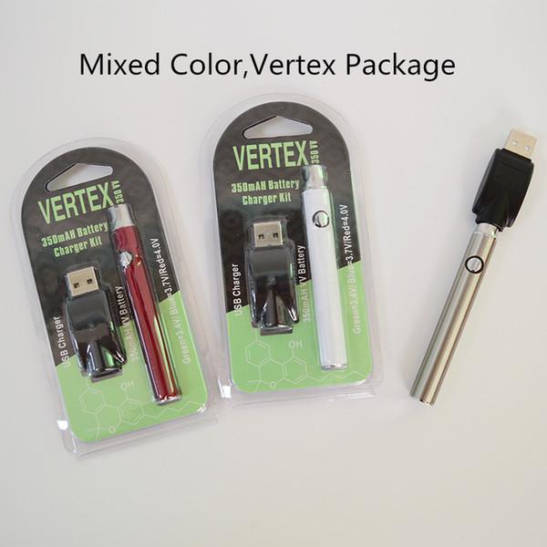 Vertex Random Color Delivery