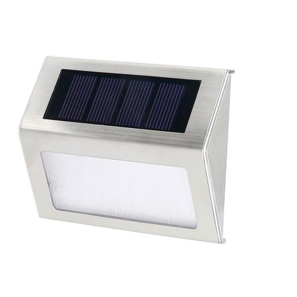 Lampe solaire solaire extérieure sans fil à capteur solaire / lampe murale / lumières de sécurité / lumière de jardin / numéro de maison / allée