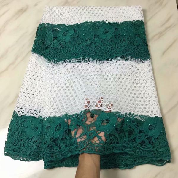 TPY1099 2018 alta qualidade Francês tecido de renda líquida para o vestido, preço barato Atacado popular tecido de renda líquida Africano!