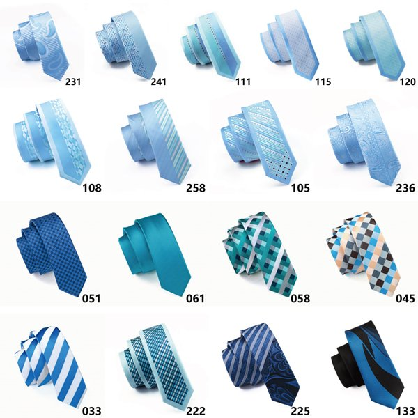 Bule color Mens Neck Tie Set High Quality Cheap Fashion Accessories Classical Adult Necktie Ties For Mens Neckties
