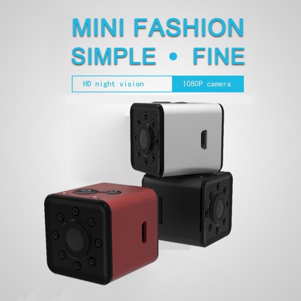 SQ13 Impermeable Mini Full HD 1080 P Cámara WiFi Deportes DV Video Recorder Visión nocturna Detectar videocámara de gran angular Grabadora DVR