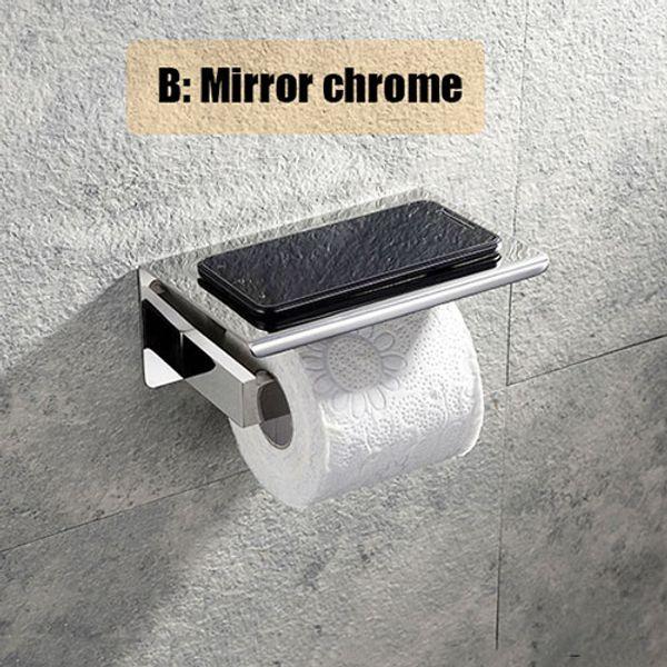 Chrome mirror