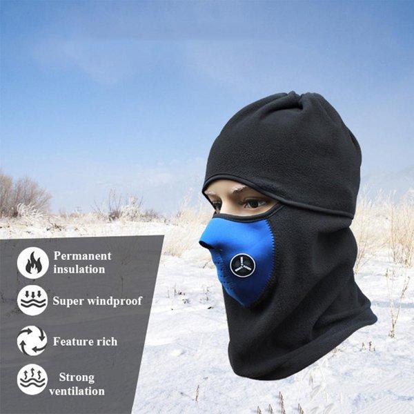 Mounchain 2018 NEUE Winterwandern Warme Mütze Hut Radfahren Kopfbedeckungen Fahrradausrüstung Windschutzscheibe Wandern Camping Mütze