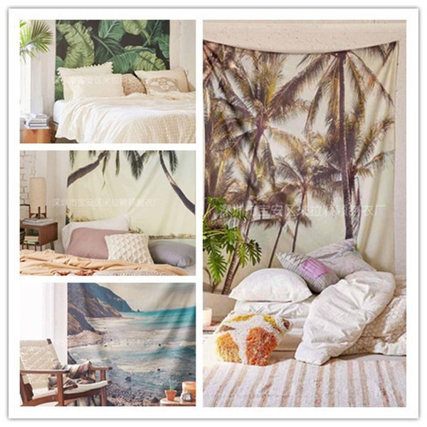 New Beach Towel Superfine Fiber Soft Pop Cushion Portable Tapestry For Living Room Outdoors Multifunctional Accessories Tapestries 26mla Y