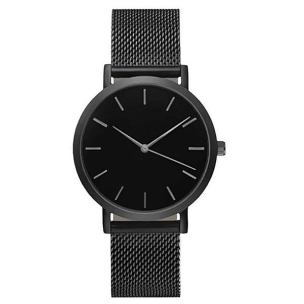 2017 New Relogio Reminino Fashion Women Watch Crystal Stainless Steel Men Watch Analog Quartz Wrist Ladies Bracelet