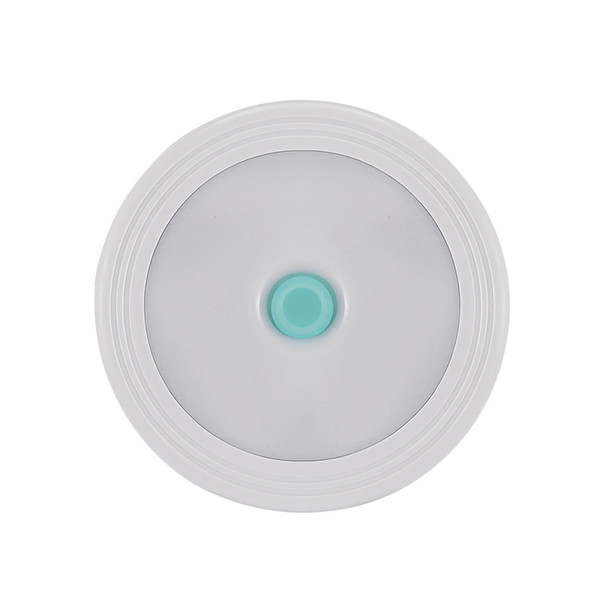 1Pc 6LED PIR Body Motion Sensor Activated Wall Light Night Light Induction Lamp Closet Corridor Cabinet led Sensor battery