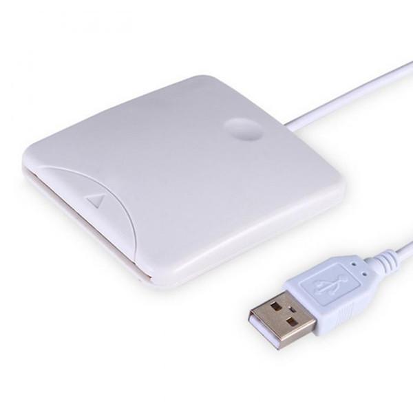 STW-037 12 Mbps USB Kredi Kartı Okuyucu Cips IC KIMLIK Kartları Akıllı Kartları Için SIM Yuvası Ile Yazar XXM