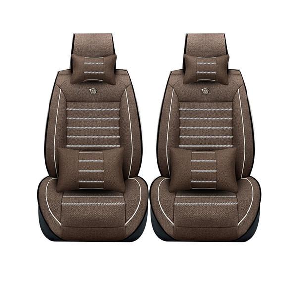 Sitzbezüge schwarz vorne KOS SUZUKI SX4