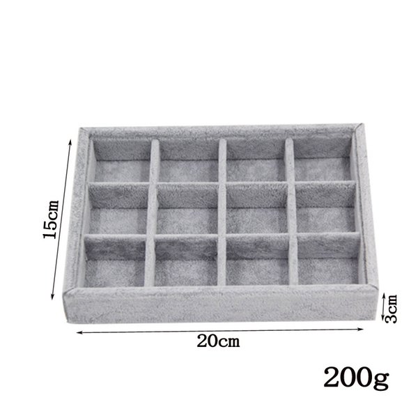 12 grids tray