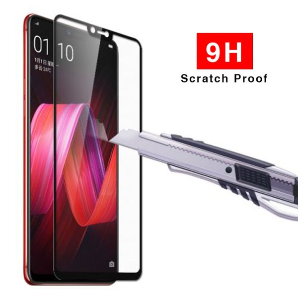 Front Tempered Glass For Oppo F7 Screen Protector Case For Oppo F5 Glass  Oppof7 Oppof5 Op F 5 7 Protective Film Cover Matte Screen Protector Anti