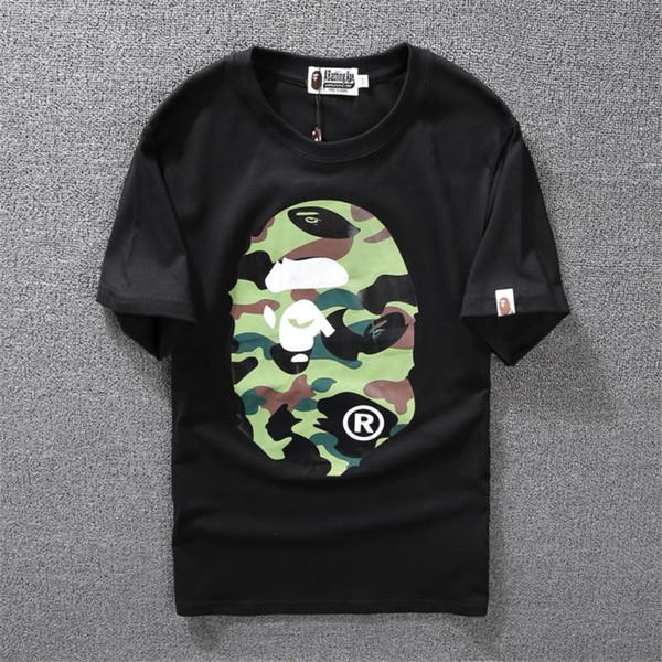 Maglietta New Designer Top Magliette per uomo Camicia Coppia Sport Tide Marchio di abbigliamento Tshirt Hip Hop Skateboard T-Shirt Abbigliamento donna M-3XL
