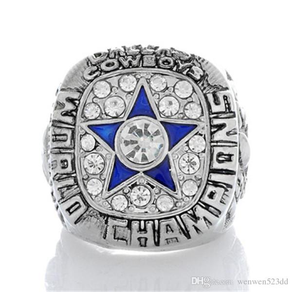 1971 Dallas Cowboys Champion Alloy Ring Male