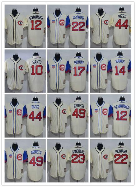 2018 Chicago Cubs 8 Ian Happ Baseball 03 Jerseys Custom Sports mlb Cheap Jersey Fashion factory Women Youth