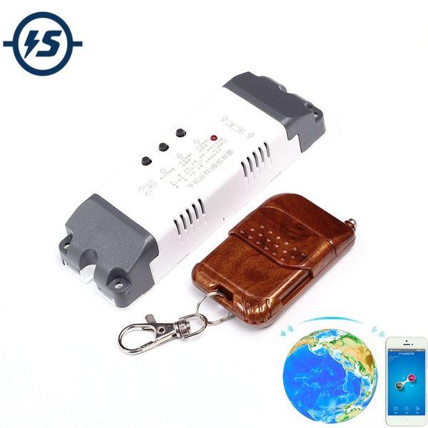 2019 7 32V 2 Channel Wifi Relay Switch Module + 433MHz