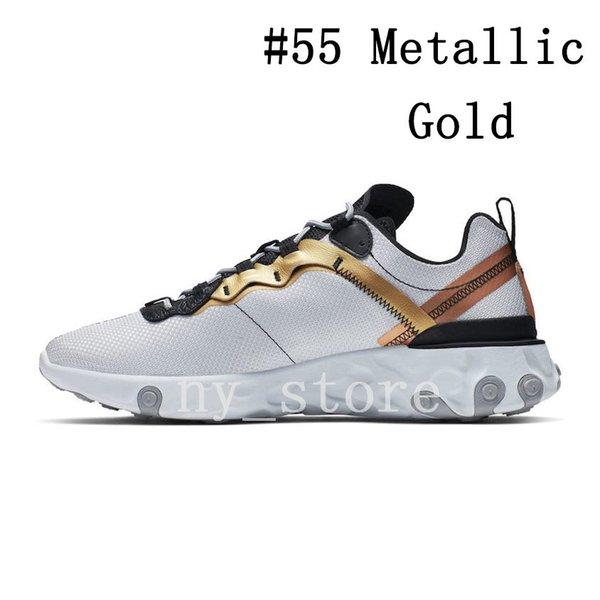 # 55 Or Métallique