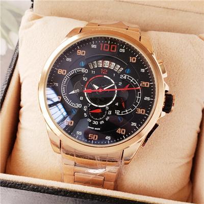 New Watches Running Stopwatch Luxury Mens Watches Cool Waterproof Wristwatches Calendar Quartz Fashion Business Men Watch