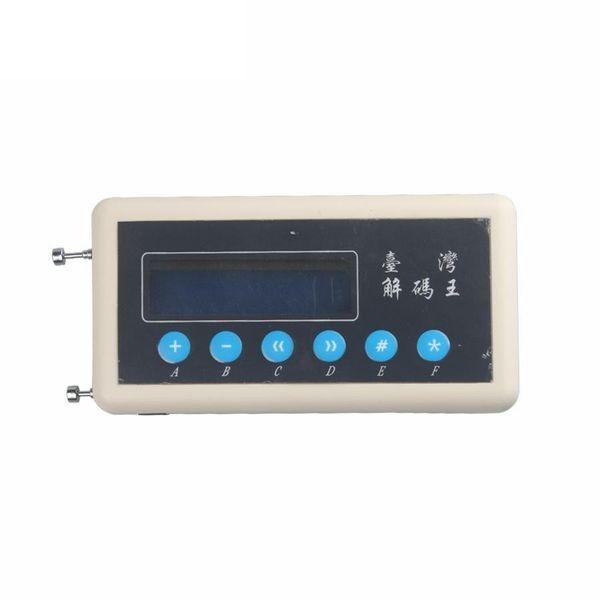 top popular CKS 315Mhz Remote Control Code Scanner 433Mhz Key Copier Car key remote control Wireless Remote Key Code Detector Duplicator 2019