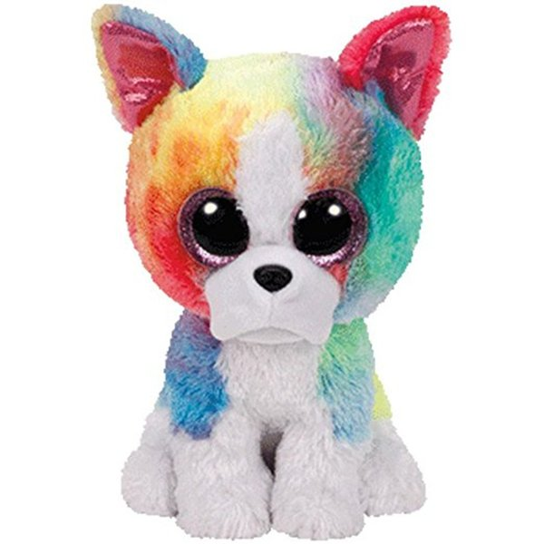 """Ty Beanie Boos 10"""" 25cm dog Large Plush Big-eyed Stuffed Animal Collectible Doll Toys for children"""