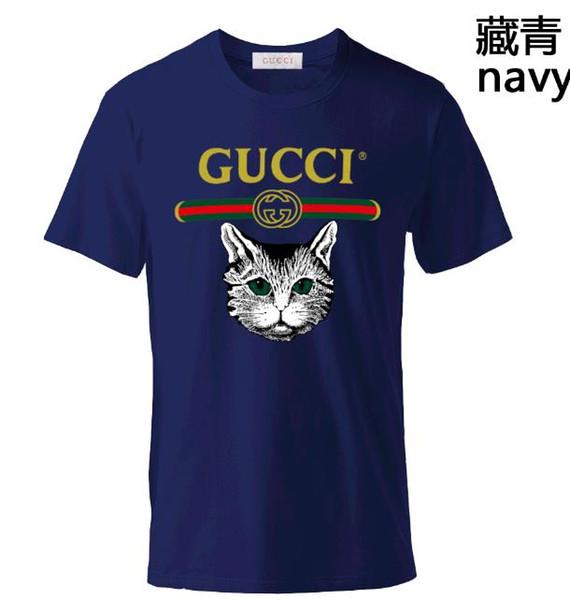 2018 nouveaux t-shirts homme hip-hop g g t-shirt à manches courtes 100% coton polo chemise hommes se sentir hanche 3g Designer mens t shirts garçon polo tee