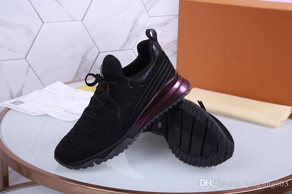 Le plus récent Couleur Lettres à la mode mixte Tennis Casual Chaussures Femmes Designer Homme Chaussures Mode Sneaker taille Chaussures de l'homme 35-46 ml19080302