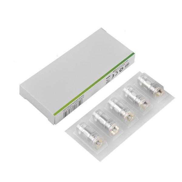 Authentic Ijust 2 EC Spulenkopf 0,3 Ohm 0,5 Ohm ECL 0,18 Ohm EC Keramik 0,5 Ohm TC-Spulen für iJust S 2 Melo Zerstäuber 100% Echt