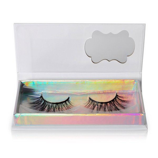 #501 2018 New Fashion Empty False Eyelash Care Storage Case Box Container Holder Compartment Tool Freeship