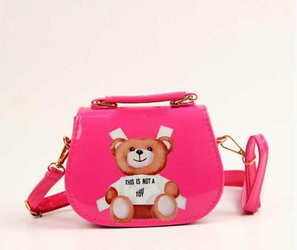 Neue Kinder Handtaschen Mode Mädchen Tasche Geldbörsen Schönes Design Mini Umhängetaschen Kinder Weihnachtsgeschenk größe 16 cm * 11 cm * 6 cm