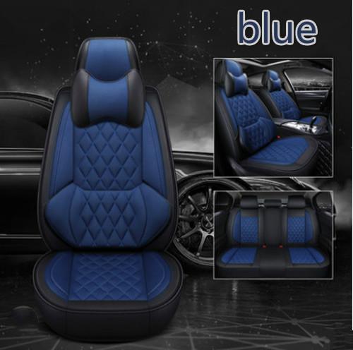 Mesh cloth 6D all clusive car mat four season general car interior accessories full set car seat cover