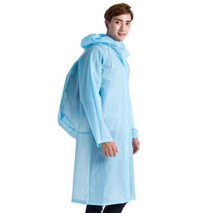 2019 Adult backpack raincoat jacket for men and women long outdoor hiking N120,N121,N122,N123,N124