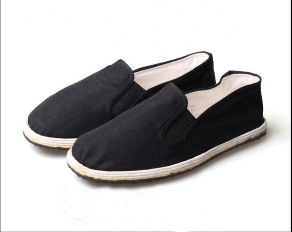 Authentic low price free mail to the country elastic tight cotton layer of single shoes round head labor insurance protective shoes to incre