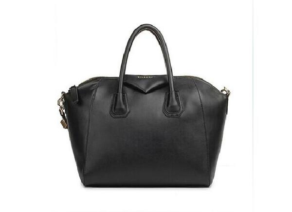 2017 Casual Tote Women Shoulder Bags Cow Genuine Leather Women Bags Designer Brand Female Handbags Hobo Crossbody Bags Sac 0169
