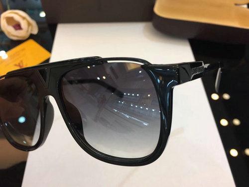 Men Attitude Aivator Style Evidence Mascot Sunglasses Gold Grey Gradient Lenes Occhiali da sole firmati Brand New in Box
