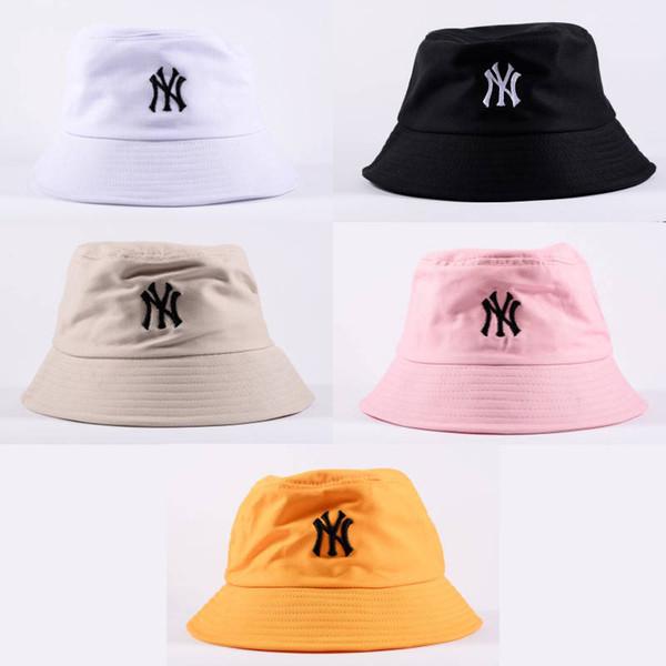 2019 nueva gorra de béisbol algodón ropa de hombre marca de diseñador bordado de sombrero sombreros de lujo sombreros de primavera de 5 paneles sombreros casuales de sombrilla para mujer