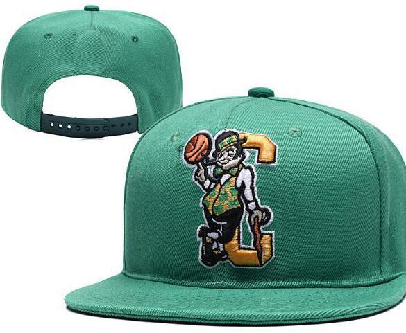 2019 Hats For Man Woman Snapbacks Baseball Hat snapback N Y Flat brim Cap strapback Embroidery Boston Cap BOS Tide Brand hat