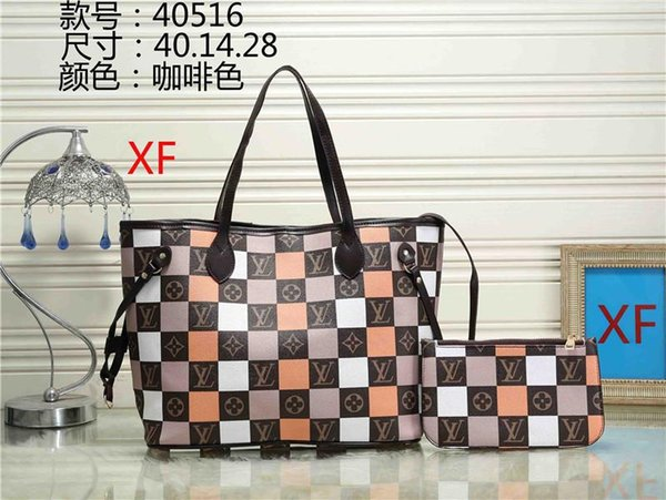 4782Hot Sell Newest Style Women Messenger Bag Totes bags Lady Composite Bag Shoulder Handbag Bags Pures 963