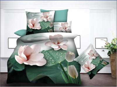 Luxury Home textiles quilt cover pillowcase sets warm soft Crystal velvet classic cotton Set for many size bed HT81