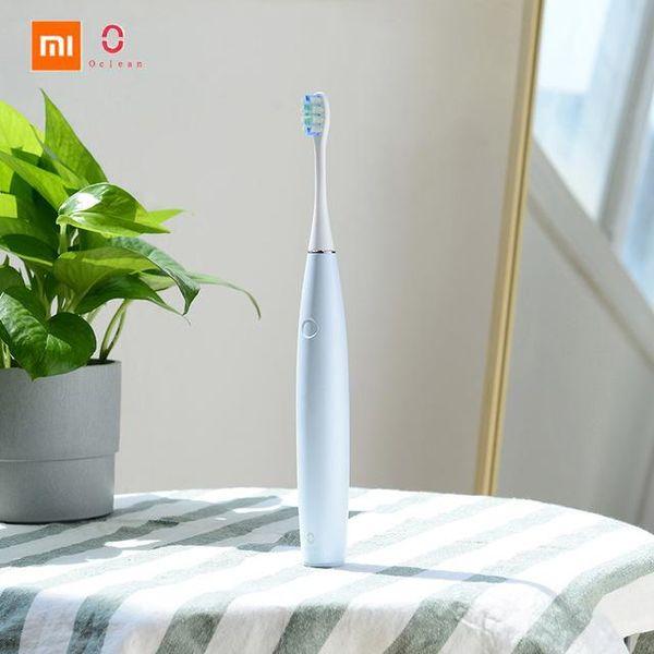 Xiaomi Oclean SE Akıllı Su Geçirmez Akustik Dalga Elektrikli Diş Fırçası USB Şarj Edilebilir Diş Fırçası Oral Hijyen Ücretsiz Kargo BB