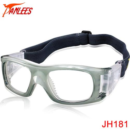6eda6406c26c1 Hot Sales Panlees Quality Prescription Sport Goggles Basketball Glasses  Prescription Soccer Goggles With Strap Free Shipping