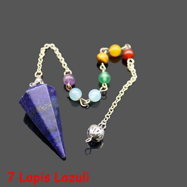 7 lapis lazuli