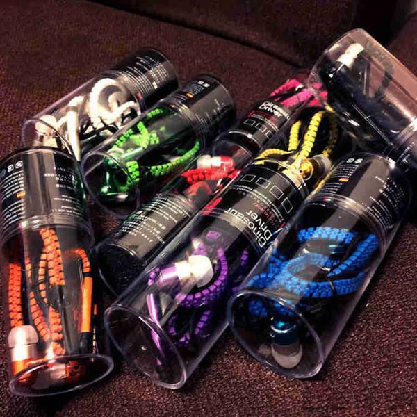 Наушники с застежкой-молнией и наушниками 3,5 мм Разъемы для наушников-вкладышей Наушники-вкладыши с наушниками и микрофоном для iP5 6 Смартфон Samsung