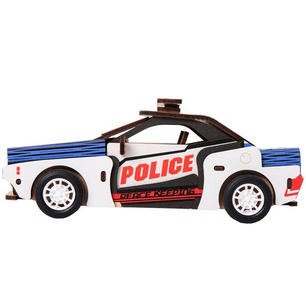 HL302 Police Car