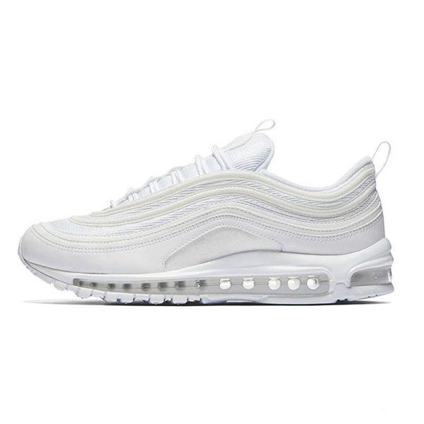 9 Triple white