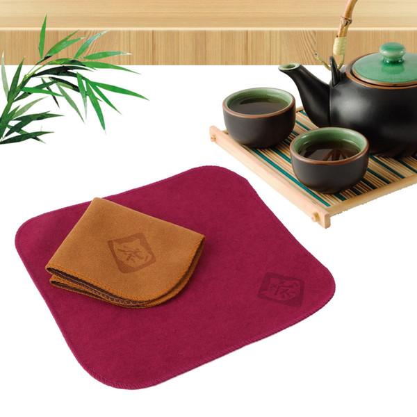 Tea Towel Tablemat Teaware gadget da cucina Accessori Biancheria tovaglioli Preferenze