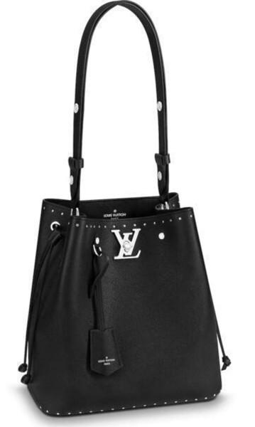 Lockme Secchio M43878 nuovo modo delle donne delle borse Spettacoli spalla Totes Borse Top Manico Croce Body Messenger Bags