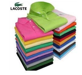 Sommer Großes kleines Pferd Krokodil Stickerei Herren T-Shirt neue Designs Polo Shirt Männer Kurzarm Casual Men Shirts Slim Fit Polo Herren Polo