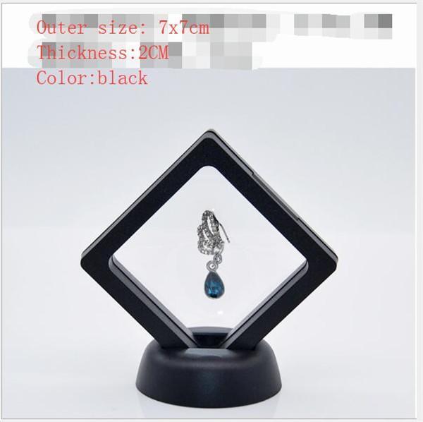 7x7cm черный